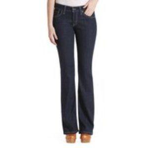 LEVI'S 518 Superlow Bootcut Jeans Juniors 15M